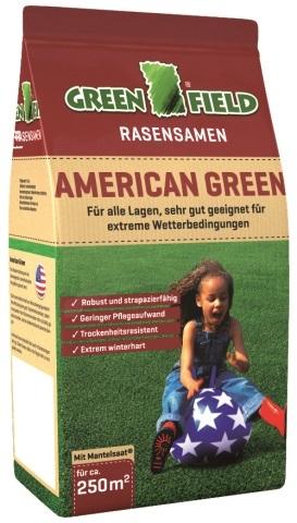 American Green Rasensamen 5 kg für ca. 250 m²
