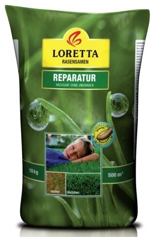 Loretta Reparatur Rasen 10 kg reicht für ca. 500 m²