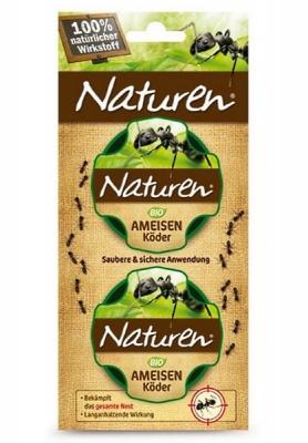 Ameisen Köderdosen Naturen