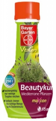 Beautykur für Mediterrane Pflanzen 175 ml