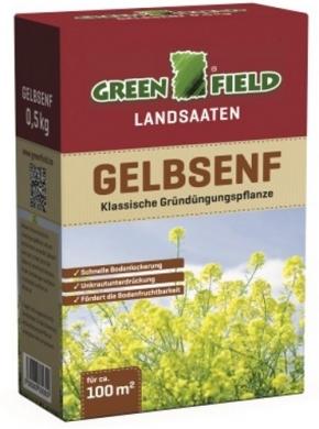 Gelbsenf Greenfield 500 g