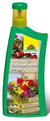 Balkonpflanzen Dünger Bio Trissol Plus 1 Liter