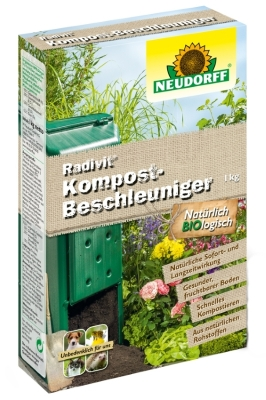 Kompost-Beschleuniger Neudorff Radivit 1 kg