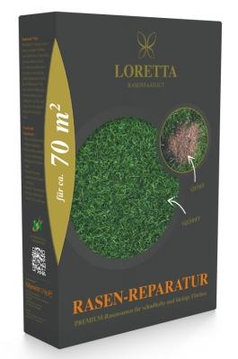 Loretta Reparatur 1 kg reicht für ca. 50 m²