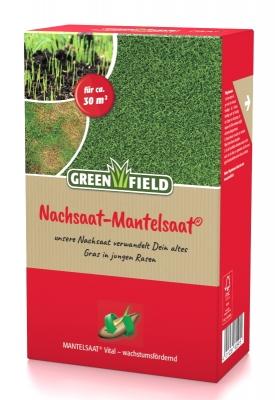 Rasen Nachsaat 500 g für ca. 30 m²