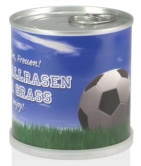 Samen in Dosen - Fussballrasen