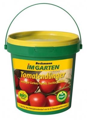 Tomaten Dünger Bio Beckmann 1 kg