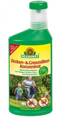 Zecken und Grasmilbenfrei Neudorff