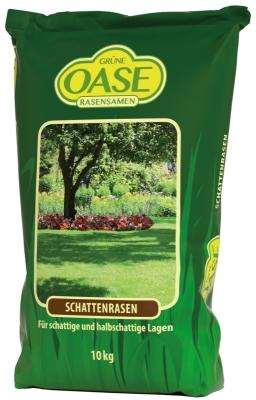 Grüne Oase Schattenrasen 10 kg für ca. 300 m²