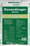 25 kg Rasendünger Starter Profi Rasenstarter 700 m²