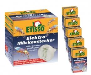 Delicia Elektro-Mückenstecker Sparset 1+ 5
