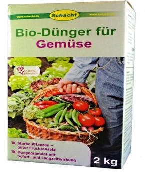 Bio Dünger für Gemüse 2 kg