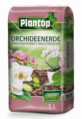 Bodengold Orchideen Erde Premium 5 Liter