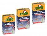 Etisso Elektro Mückenstecker Nachfüllpack 3ER Pack