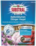 Balkonblumen Langzeit Dünger Kegel Substral Osmocote 25 Stück
