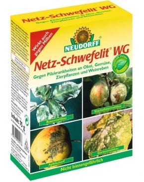 Netzschwefel Netz Schwefelit 75g gegen Pilzkrankheiten