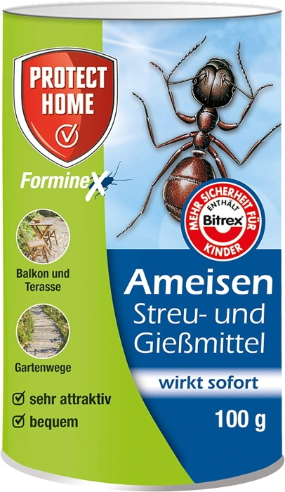 Ameisen Streu- und Gießmittel Forminex 100 g