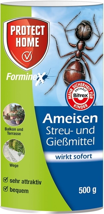 Ameisen Streu- und Gießmittel Protect Home 500 g