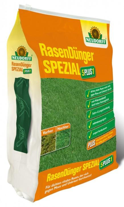 Rasen Dünger Spezial 5 + 1 Neudorff 20 kg
