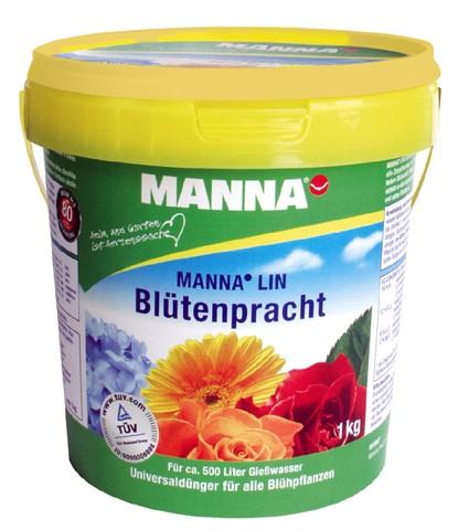Blumendünger Manna Lin Blütenpracht 1 kg