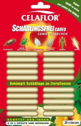 Schädlingsfrei Careo Combi Stäbchen 20 Stück