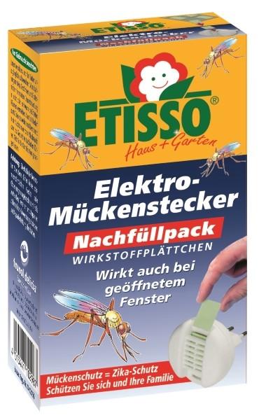 Etisso Elektro Mückenstecker Nachfüllpack 1 Stück