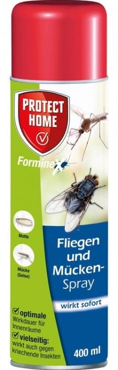 Fliegen und Mücken Spray Protect Home 400 ml