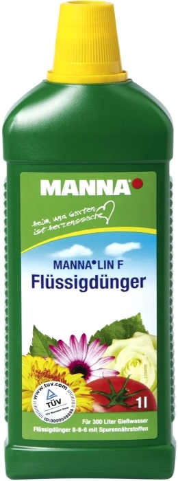 Blumendünger Manna Lin F Flüssigdünger 1 Liter