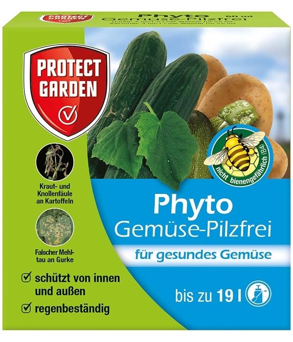 Gemüse Pilzfrei Phyto gegen Pilzkrankheiten