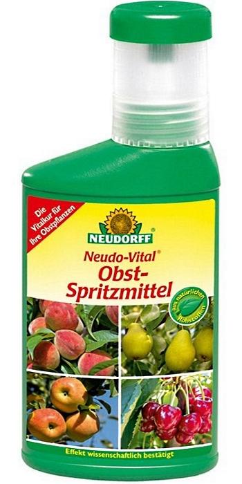 Obst Spritzmittel Neudorff Neudo Vital 250 ml