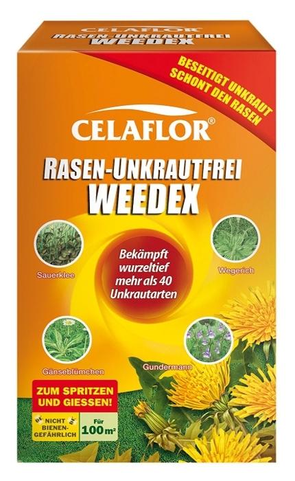 Rasen Unkrautfrei Weedex Unkraut Vernichter Für 100 M²