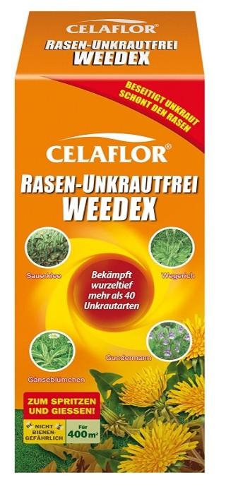 Rasen Unkrautfrei Weedex Unkraut Vernichter für 400 m²