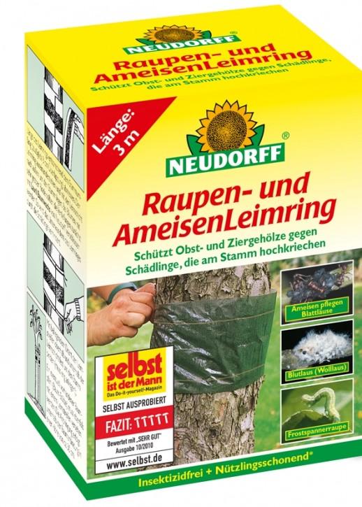 Raupen und Ameisen Leimring Neudorff 3 m