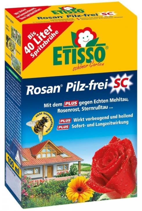 Pilzfrei Rosan SC Etisso gegen Pilzkrankheiten 100 ml