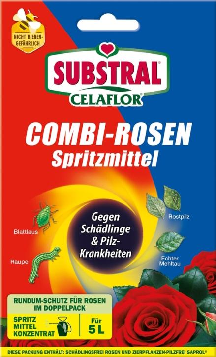 Rosen Combi Spritzmittel Celaflor Konzentrat 100 ml