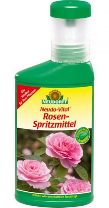 Rosen Spritzmittel Neudo Vital Neudorff 250 ml