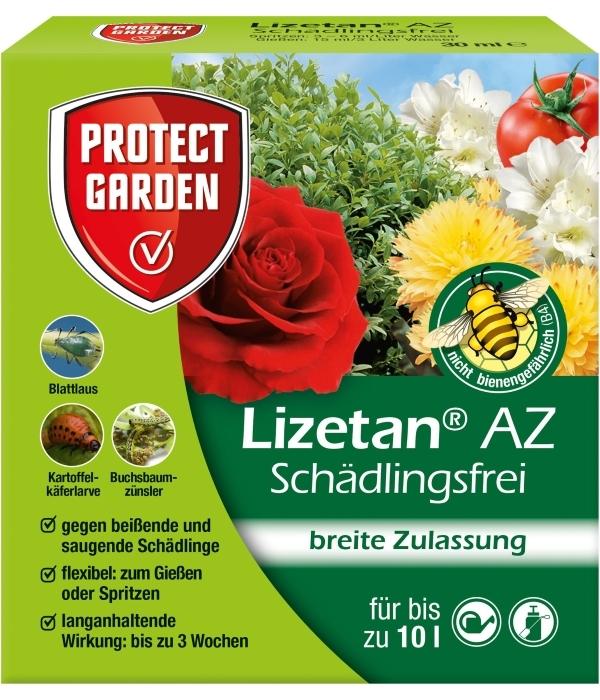Schädlingsfrei Lizetan AZ 30 ml