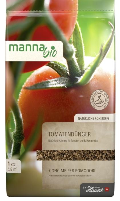 Tomaten Dünger Manna organisch-mineralisch 1 kg