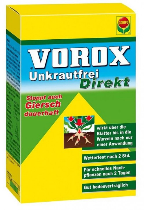 Unkraut Frei Vorox Direkt 130 ml Unkrautvernichter