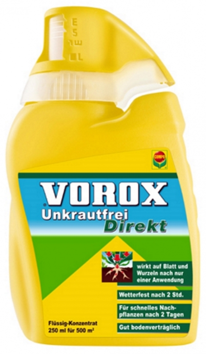 Unkraut Frei Vorox Direkt 250 ml Unkrautvernichter