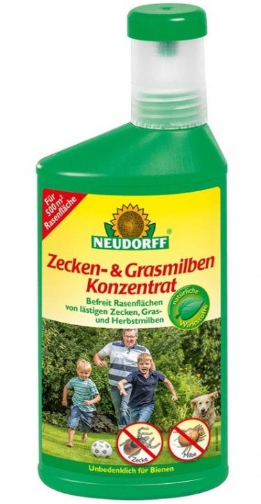 Zecken und Grasmilbenfrei Konzentrat 500 ml