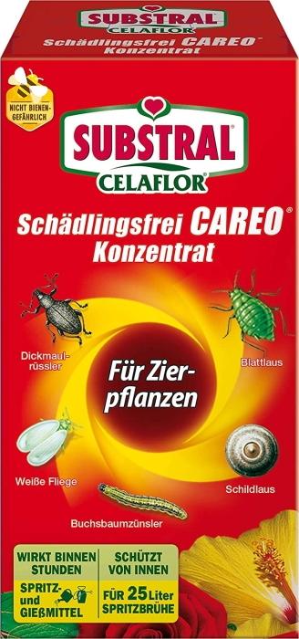 Schädlingsfrei Careo Konzentrat für Zierpflanzen 250 ml