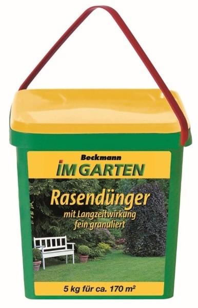 Rasen Dünger mit Langzeitwirkung BIG 5 kg für 170 m²
