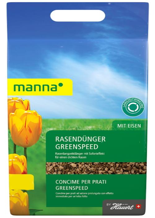 Rasen Langzeit Dünger Green Speed 10 kg für ca. 300 m²