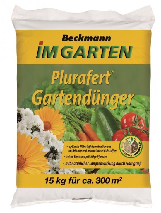 Gartendünger Universal Plurafert 15 kg für 300 m²