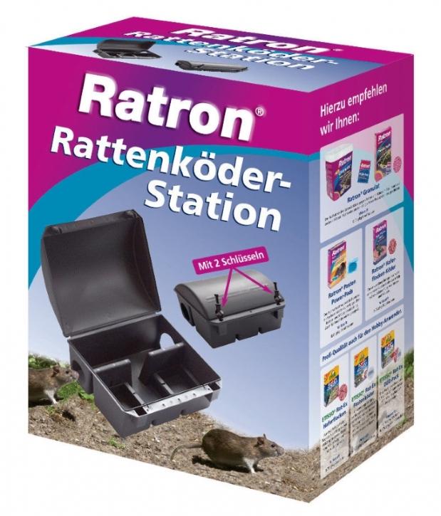 Ratten Köder Station Etisso