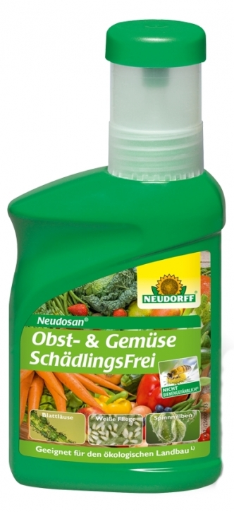 Schädlings Frei Neudosan für Obst und Gemüse 250 ml