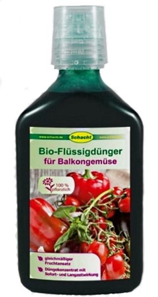 Schacht Bio Dünger für Balkongemüse Flüssigdünger 350 ml