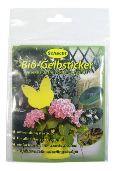 Bio Gelbsticker Schacht 10 Stück
