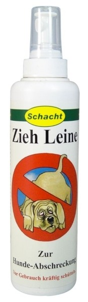 Hunde Abschreckmittel Duftabwehr Zieh-Leine  250 ml